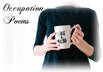 Free Printable Occupation Poems