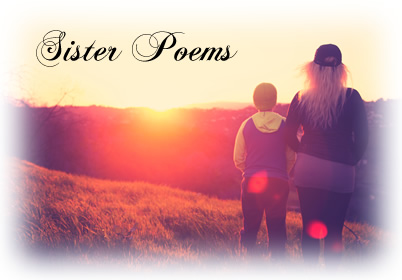 Free Printable Sister Poems